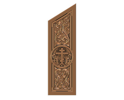 Church panel, 3d models (stl)