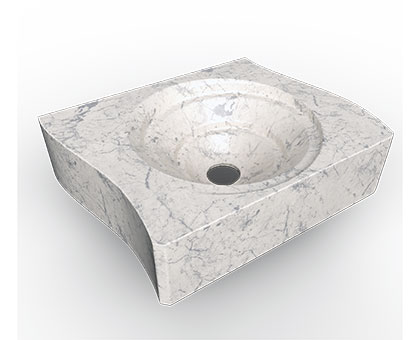 Sink (washbasin), 3d models (stl)