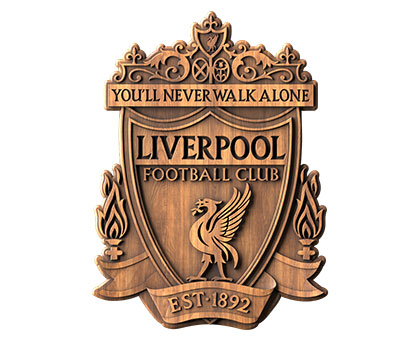 Liverpool Football Club, 3d models (stl)