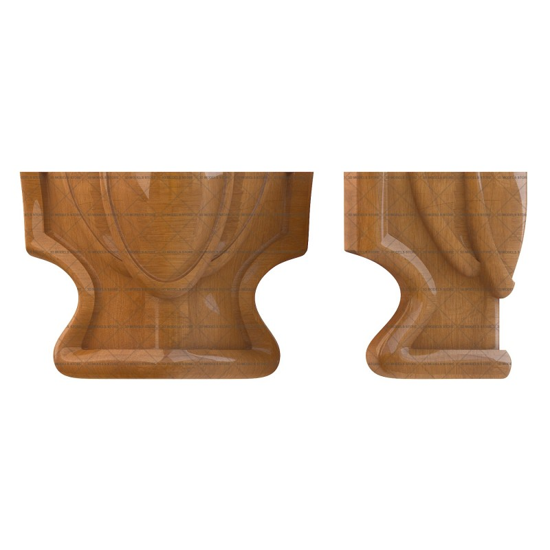 Furniture legs, 3d models (stl)