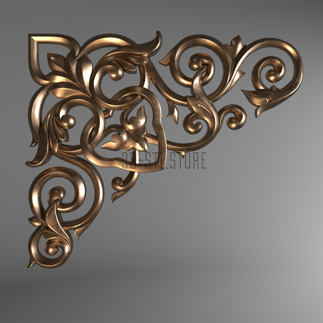 Decoration, 3d models (stl)