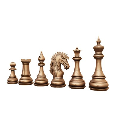 Chess, 3d models (stl)