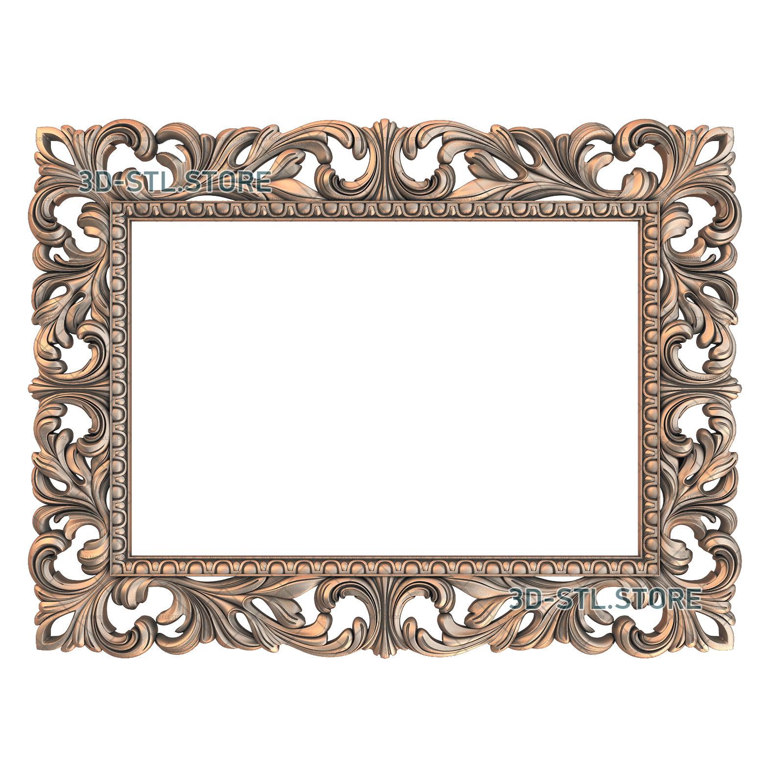 Frame rm_stl_0008 - 3D (stl) model