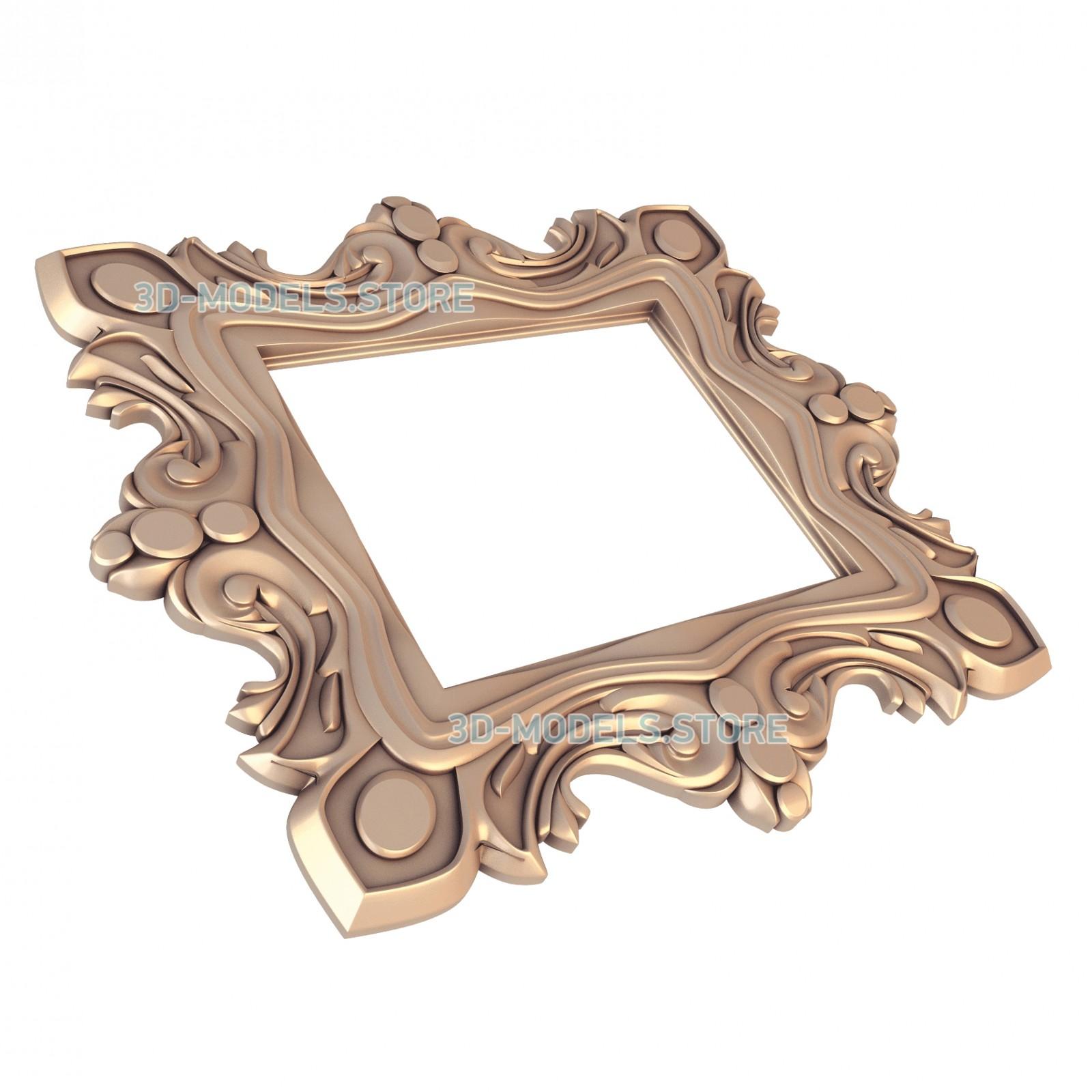 Frame rm_stl_0015 - 3D (stl) model